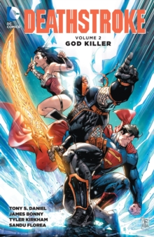Deathstroke TP Vol 2, Paperback Book