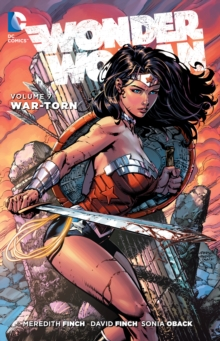 Wonder Woman TP Vol 7, Paperback Book