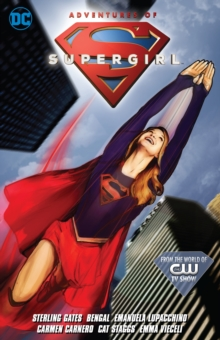 Adventures of Supergirl TP, Paperback Book