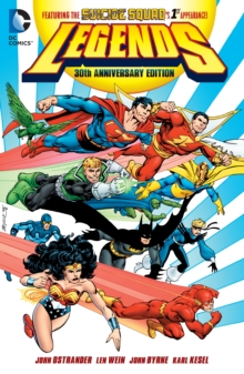 Legends 30th Anniversary Edition TP, Paperback Book