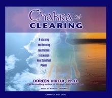 Chakra Clearing, CD-Audio Book