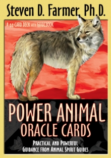 Power Animals Oracle Cards, Cards Book