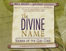 The Divine Name : Sounds Of The God Code, CD-Audio Book