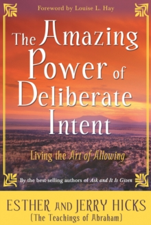 The Amazing Power Of Deliberate Intent Part 1, CD-Audio Book