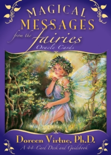 Magical Messages From The Fairies Oracle Cards, Cards Book