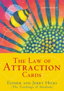 The Law Of Attraction Cards, Cards Book