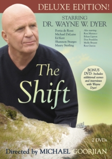 The Shift : Deluxe Edition, DVD video Book