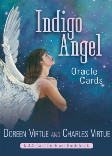 Indigo Angel Oracle Cards, Cards Book