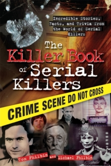 Killer Book of Serial Killers, Paperback Book