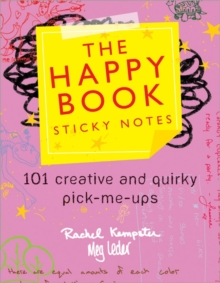 The Happy Book Sticky Notes, Paperback Book