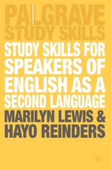 Study Skills for Speakers of English as a Second Language, Paperback Book