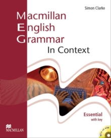 Macmillan English Grammar In Context - Essental with Key andCD ROM, Mixed media product Book