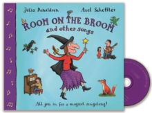 Room on the Broom and Other Songs, Mixed media product Book