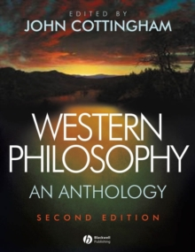Western Philosophy : An Anthology, Paperback Book