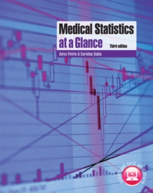Medical Statistics at a Glance 3E, Paperback Book