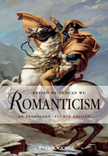 Romanticism - an Anthology 4E, Paperback Book