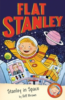 Flat Stanley in Space, Paperback Book