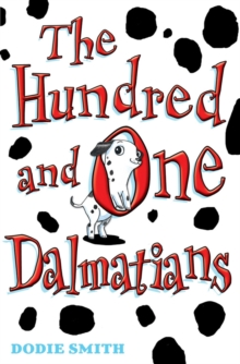 The Hundred and One Dalmatians, Paperback Book