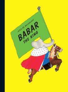Babar the King, Paperback Book