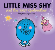 Little Miss Shy and the Fairy Godmother, Paperback Book