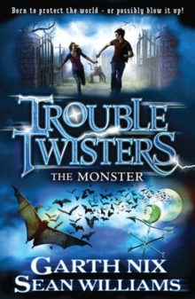 Troubletwisters 2: The Monster, Paperback Book