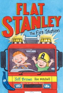 Flat Stanley and the Fire Station : Blue Banana, Paperback Book