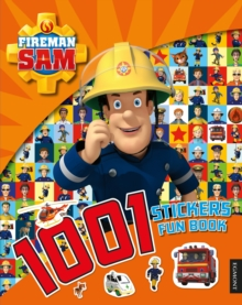 Fireman Sam: 1001 Stickers Fun Book, Paperback Book