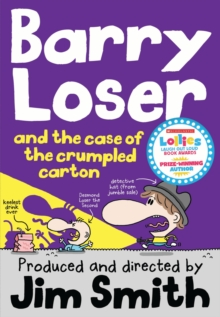 Barry Loser and the Case of the Crumpled Carton, Paperback Book