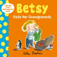 Betsy Visits Her Grandparents, Hardback Book