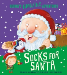 Socks for Santa, Paperback Book