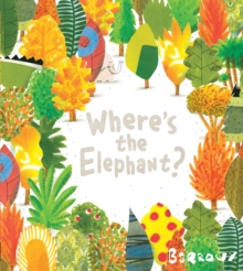 Where's the Elephant?, Paperback Book