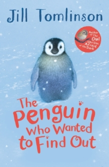 The Penguin Who Wanted to Find out, Paperback Book