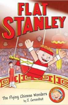 Jeff Brown's Flat Stanley: The Flying Chinese Wonders, Paperback Book