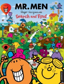 Mr. Men Search and Find Activity Book, Paperback Book
