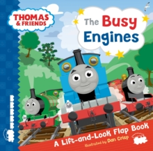 Thomas & Friends: The Busy Engines Lift-the-Flap Book, Novelty book Book