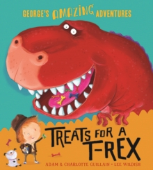 Treats for a T. rex, Paperback Book