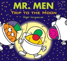 Mr. Men: Trip to the Moon, Paperback Book