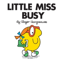 Little Miss Busy, Paperback Book
