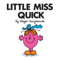 Little Miss Quick, Paperback Book