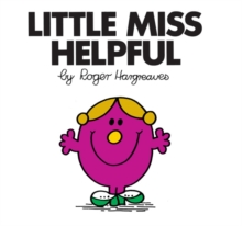Little Miss Helpful, Paperback Book