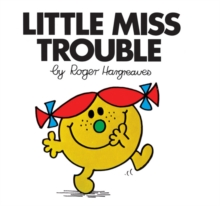 Little Miss Trouble, Paperback Book