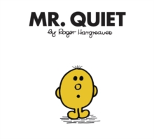 Mr. Quiet, Paperback Book