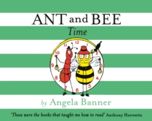 Ant and Bee Time, Hardback Book