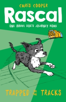 Rascal: Trapped on the Tracks, Paperback Book