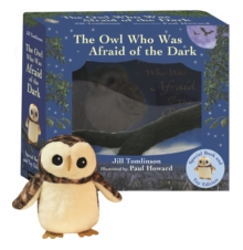 The Owl Who Was Afraid of the Dark Book & Plush Set, Novelty book Book