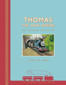 Thomas the Tank Engine: Complete Collection 70th Anniversary Edition, Hardback Book