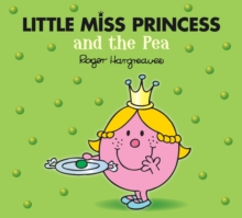 Little Miss Princess and the Pea, Paperback Book