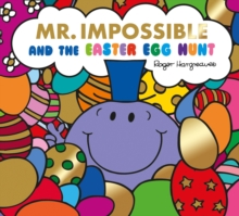 Mr. Impossible and the Easter Egg Hunt, Paperback Book