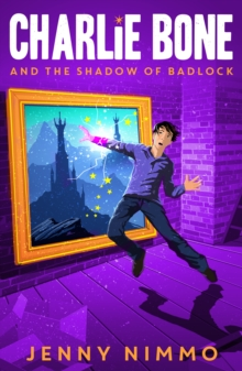 Charlie Bone and the Shadow of Badlock, Paperback Book