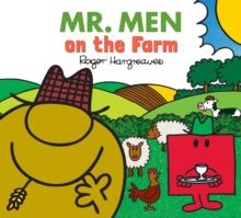 Mr Men on the Farm, Paperback Book
